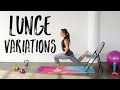 10 Lunge Variations | Lunges to Tighten your Booty!