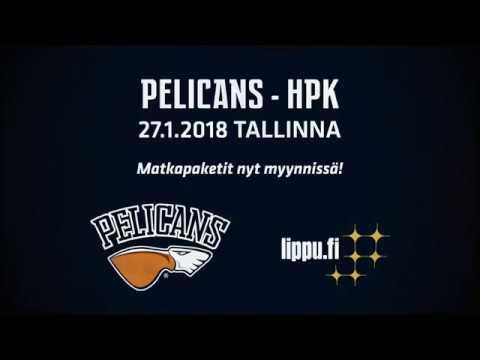 Liiga goes to Tallinna