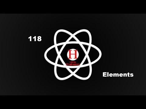 Hydrogen element 1