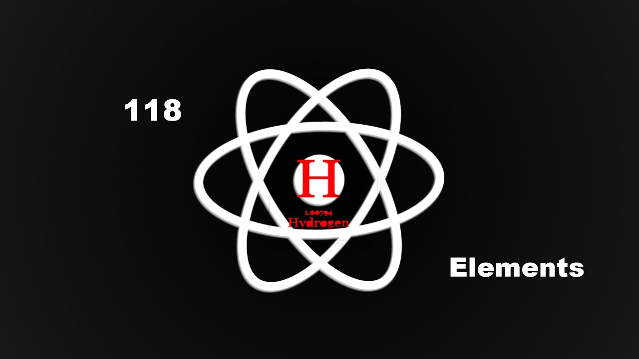 Hydrogen Element 1 Youtube