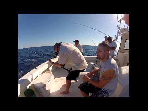 Deep Sea Fishing Cozumel 2/6/2012