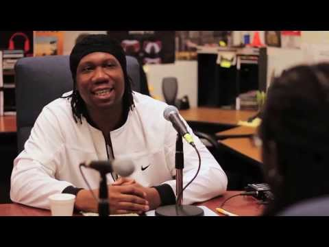 KRS-ONE & Planet Asia 90.7 Interview at Fresno State Part 5