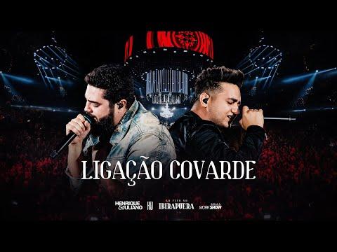 Henrique e Juliano - LIGAÇÃO COVARDE  - DVD Ao Vivo No Ibirapuera