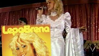 Lepa Brena - Zbog tebe - (Svadba 1991)