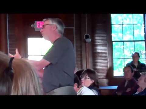 Solar in Vermont, Vermonters Speak at Public Hearings in 2014