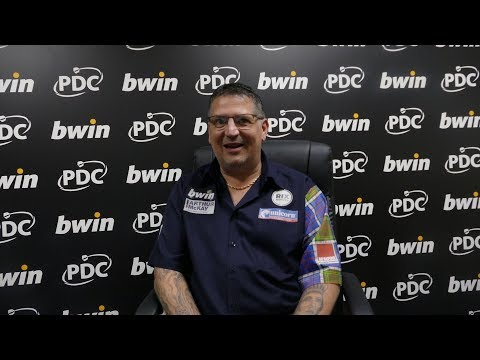 Gary Anderson 'doesn't care' who he plays in the Grand Slam of Darts