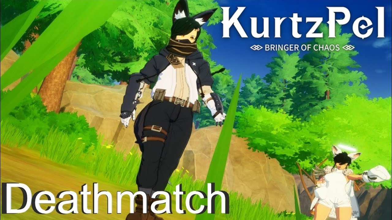 KurtzPel] ~ PvP: Deathmatches w/Renzo - Ara Uesugi - sososhare com