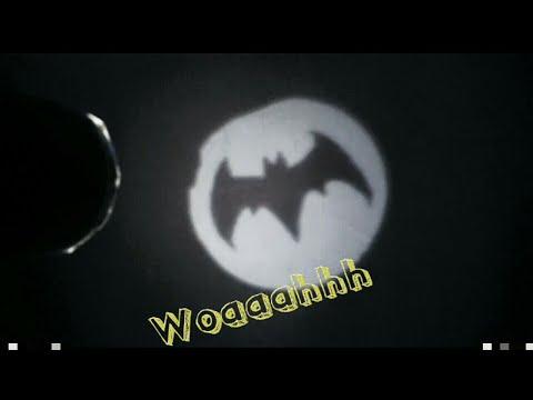 How To Make Batman Signal Flash Light Diy Batman Signal Light