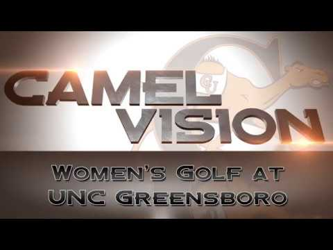 Campbell Women's Golf - Starmount Farms Invitational