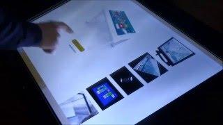Интерактивный стол - интернет серфинг(http://www.isenslab.ru., 2016-03-17T20:32:32.000Z)