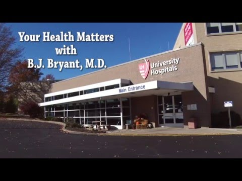 Your Health Matters with Dr. Bryant Jan 6 2016