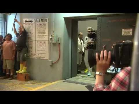 The Dictator [Behind The Scenes]
