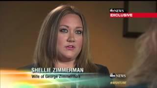George Zimmerman's Wife on Their Marriage, Trayvon Martin