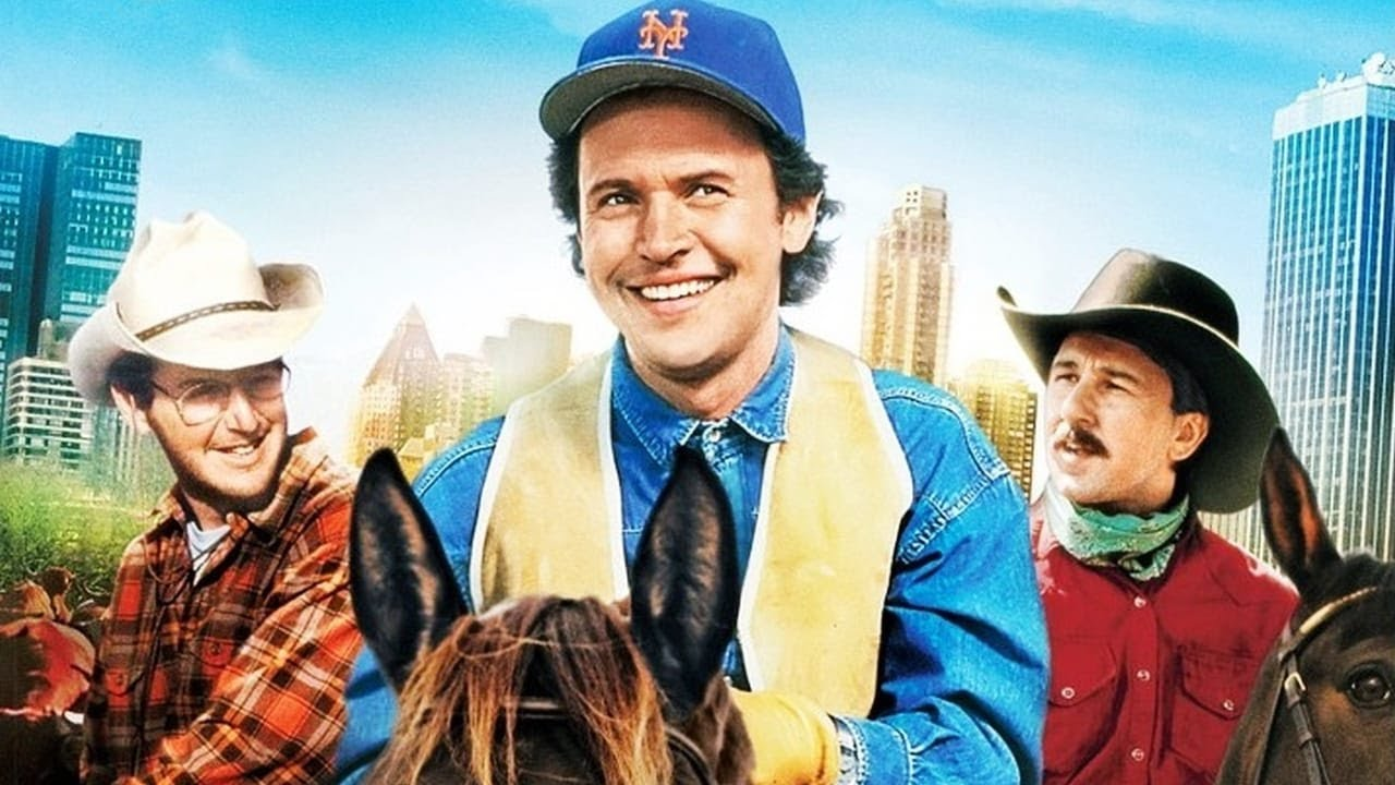 City Slickers 1991 Theatrical Trailer Youtube