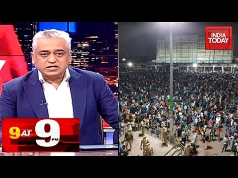 Top 9 Headlines Of The Day With Rajdeep Sardesai | March 28, 2020