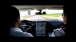 eCars.bg Tesla Model S тест драйв част 2