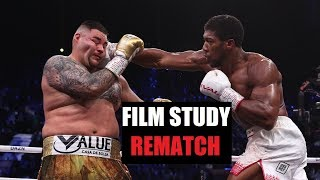Andy Ruiz vs Anthony Joshua 2 - Film Study