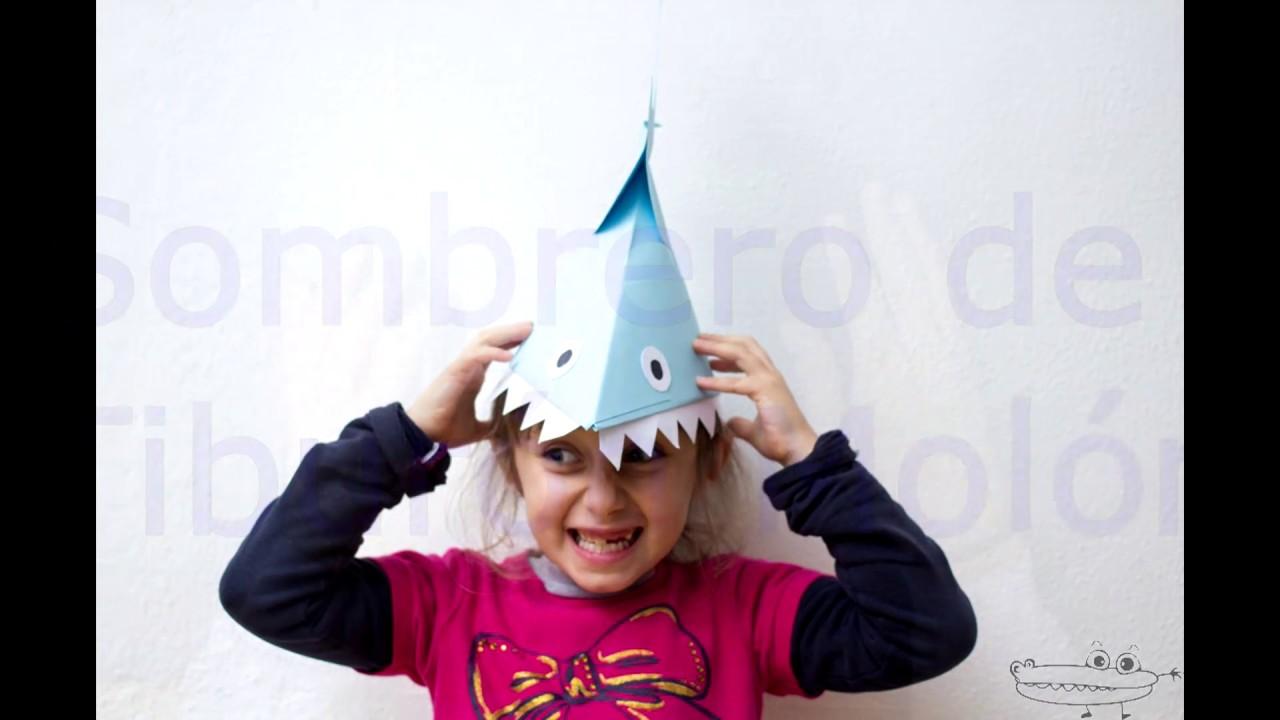 Tutorial Sombrero De Tiburón Molón Special Edition By Xavier Doménech