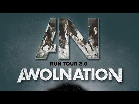 Awolnation   The Run Tour 2.0 (2015)