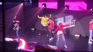 20180715 TEEN TOP Night In Seoul Day 2 SUPA LUV CLAP 박수 틴탑