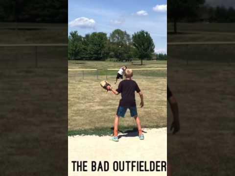 Baseball Stereotypes //Dude Perfect Jr