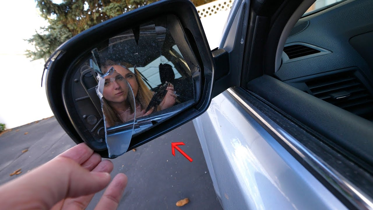 How To Replace Side Mirror On 2013 Subaru Outback