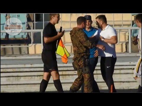 Банановый футбол в ЛНР вместо Лиги Европы. Луганск без Зари, Донецк без Шахтёра