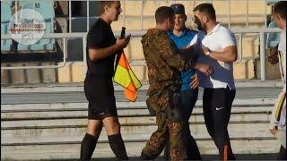 Банановый футбол в ЛНР вместо Лиги Европы. Луганск без Зари