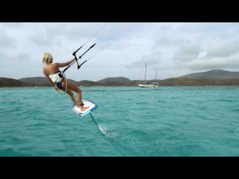 CHAPTER ONE - The Kiteboard Legacy Begins (OFFICIAL 4K TRAILER)