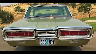 FOR SALE 1965 Ford Thunderbird Landau IN MEDFORD OR 97504