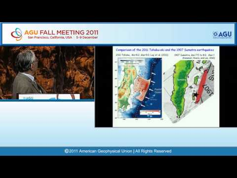 Union Frontiers of Geophysics Lecture