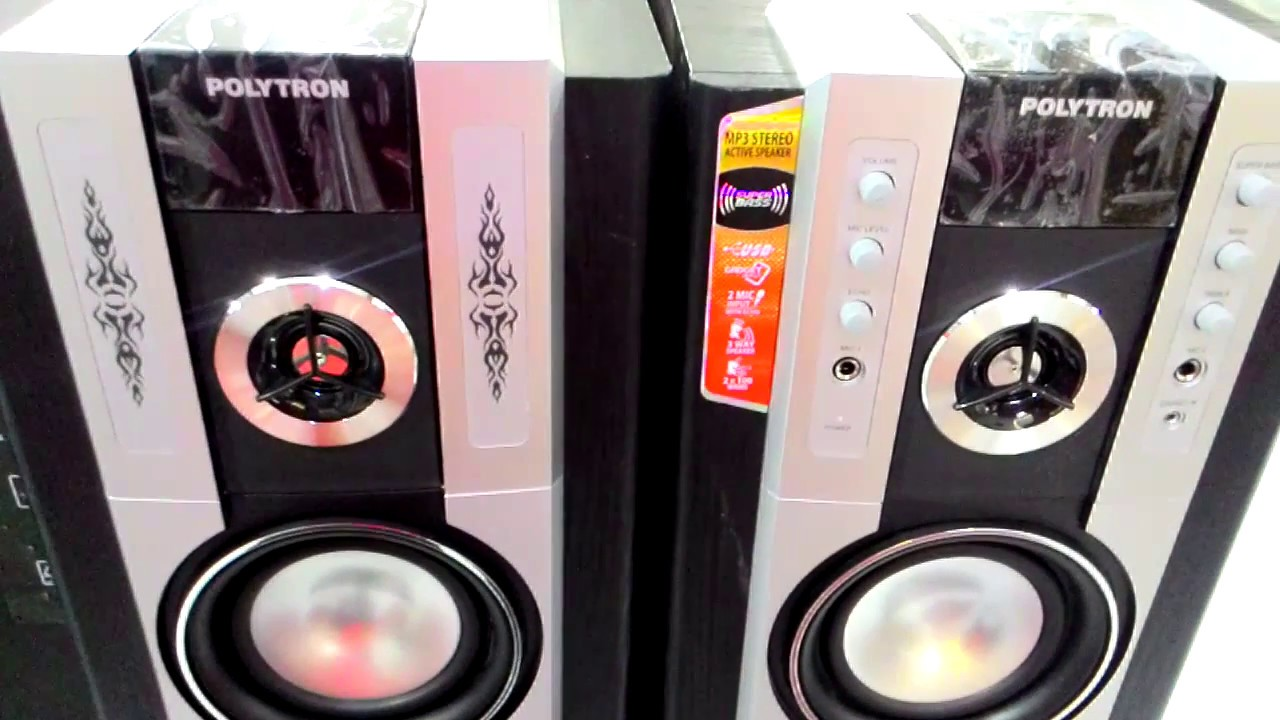 Review Speaker Aktif Polytron Pas 68 Subscribe Share