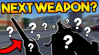Arsenal But I Have To Guess The Next Weapon I Get... Roblox