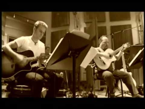 Making the Unplugged - Alejandro Sanz