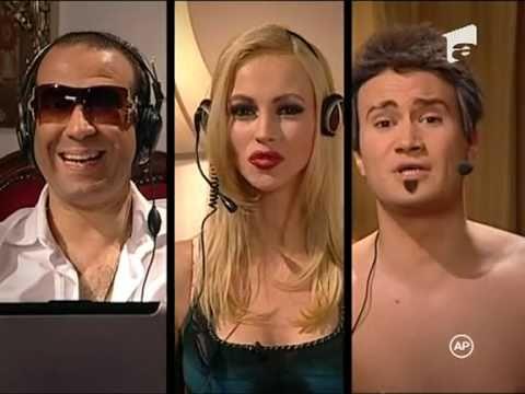 In puii mei Bianca Dragusanu,Adrian Cristea si Catalin Botezatu se intalnesc in trei