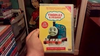 my entire thomas and friends dvd collection dedicated to 70 years of thomas the tank engine