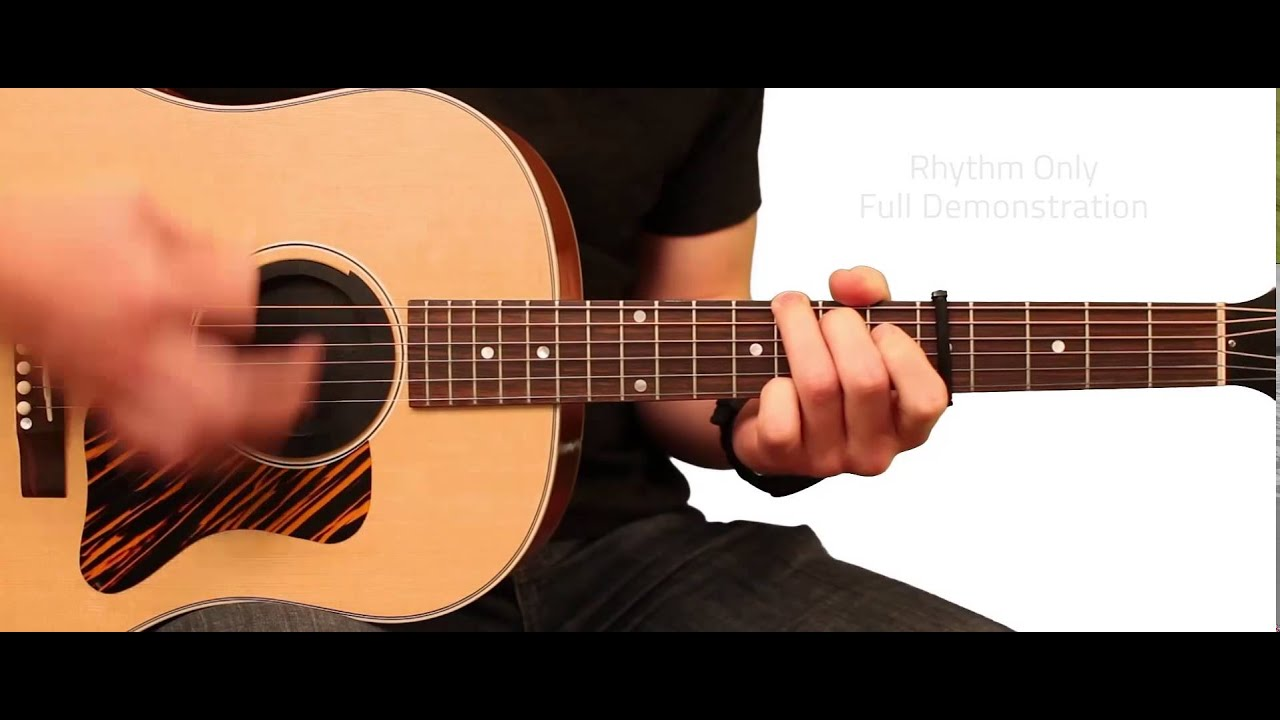 People Are Crazy Billy Currington Guitar Lesson And Tutorial