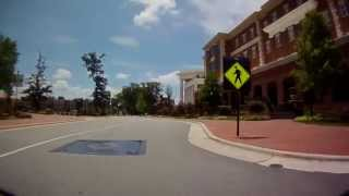 Cruising Through The High Point University Campus