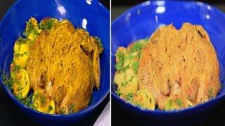 حريرة مكناسية - دجاج بالبطاطس | مغربيات حلقة كاملة