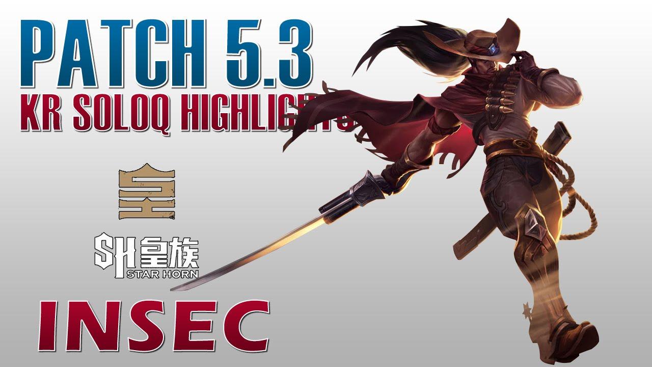 Highlights inSec cầm Yasuo solo mid