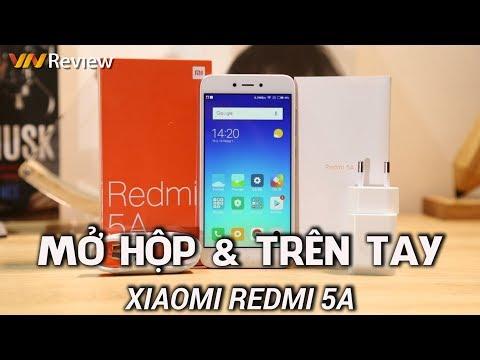 """VnReview - Trên tay Xiaomi Redmi 5A: smartphone """"ôm mộng bá chủ"""" phân khúc giá rẻ ở VN"""