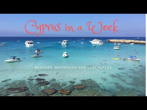 Cyprus in a week - Beaches, mountains and lost places