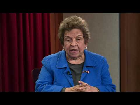 "Donna Shalala: ""You just have to understand people's lives"""