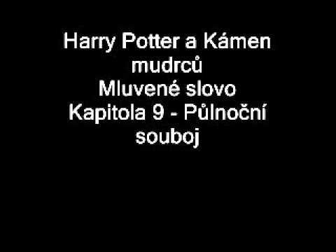 Harry Potter a Kámen mudrců (Mluvené slovo, J.Lábus)    Kap. 9 : Půlnoční souboj