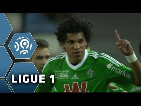 But BRANDAO (33') - SC Bastia-AS Saint-Etienne (0-2) - 22/02/14 - (SCB-ASSE)
