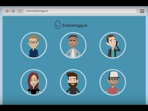 Easteregg.io - Help your friends find their perfect Tech job in Amsterdam