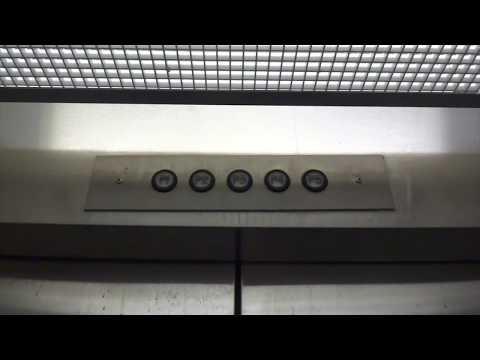 Montgomery Hydraulic Elevator @ Fashion Center Pentagon City Parking Garage in Arlington, VA