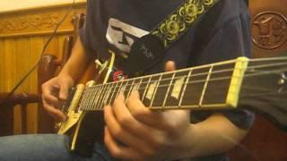 Metallica - Fade To Black Intro Solo