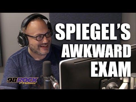Spiegel's Awkward Exam