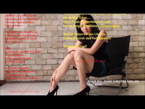 Lagu Rohani Terbaru 2016   Hati Mu ada bagiku Giselle Idol + lyric Lagu Rohani Terbaru 2015